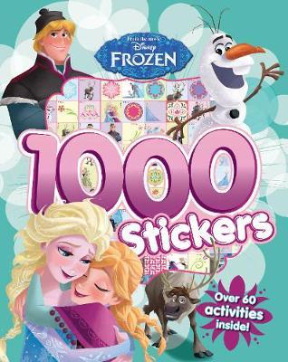 Disney Frozen 1000 Stickers: Over 60 activities inside! - Parragon Books Ltd