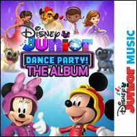 Disney Junior Music Dance Party - Various Artists