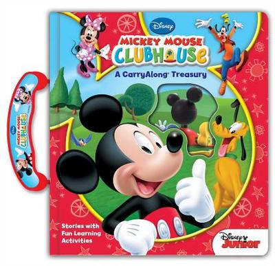 Disney Mickey Mouse Clubhouse: A Carryalong Treasury - Disney Mickey Mouse Clubhouse, and Hamilton, Tisha