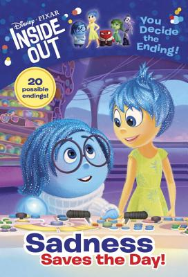Disney/Pixar Inside Out: Sadness Saves the Day! - West, Tracey