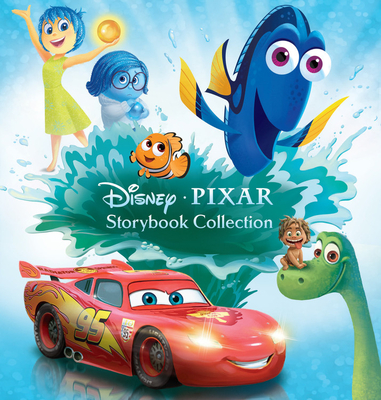 Disney*pixar Storybook Collection - Disney Book Group