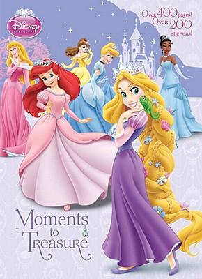 Disney Princess: Moments to Treasure - Random House Disney (Creator)