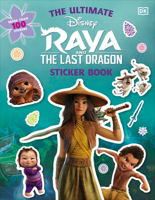 Disney Raya and the Last Dragon Ultimate Sticker Book - DK