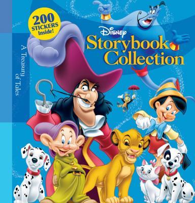 Disney Storybook Collection: A Treasury of Tales - Disney Enterprises Inc (Creator)