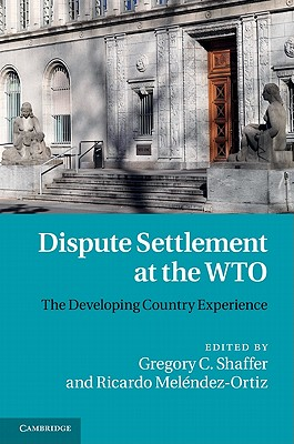 Dispute Settlement at the WTO: The Developing Country Experience - Shaffer, Gregory C (Editor)