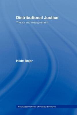 Distributional Justice: Theory and Measurement - Bojer, Hilde