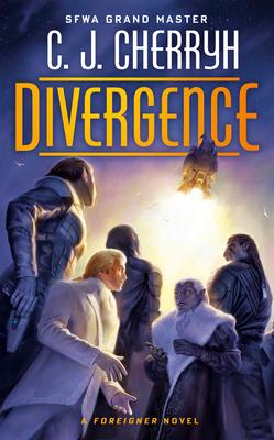 Divergence - Cherryh, C J