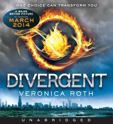 Divergent CD - Roth, Veronica, and Galvin, Emma (Read by)