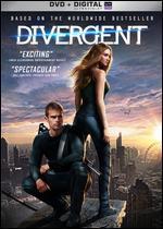 Divergent [Includes Digital Copy]