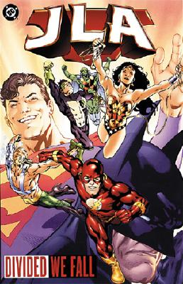 Divided We Fall - Waid, Mark, and Hitch, Bryan (Illustrator), and Williams, J H, III (Illustrator)