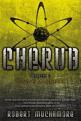 Divine Madness - Muchamore, Robert