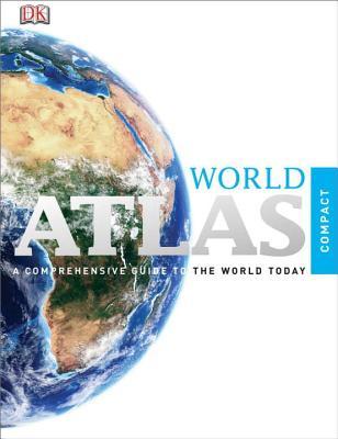 DK Compact World Atlas - DK Publishing (Creator)
