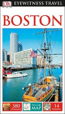 DK Eyewitness Boston - DK Eyewitness