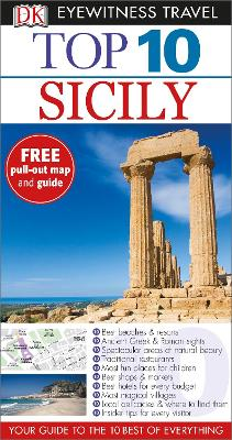 DK Eyewitness Top 10 Travel Guide: Sicily - Trigiani, Elaine, and Lane, Sarah (Contributions by)