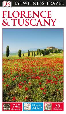 DK Eyewitness Travel Guide Florence and Tuscany - DK