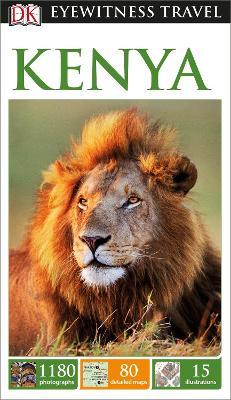 DK Eyewitness Travel Guide Kenya - DK Publishing