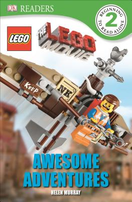 DK Readers L2: The Lego Movie: Awesome Adventures - Murray, Helen, (Se
