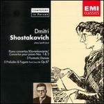 Dmitri Shostakovich Plays