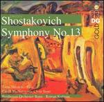 Dmitry Shostakovich: Symphony No. 13