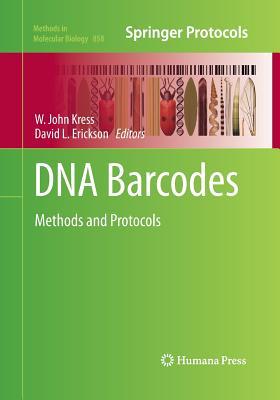 DNA Barcodes: Methods and Protocols - Lopez, Ida (Editor), and Erickson, David L (Editor)