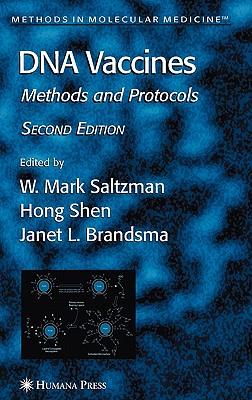 DNA Vaccines: Methods and Protocols - Saltzman, Mark W (Editor)