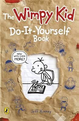 Do-It-Yourself Book - Kinney, Jeff