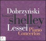 Dobrzynski, Lessel: Piano Concertos