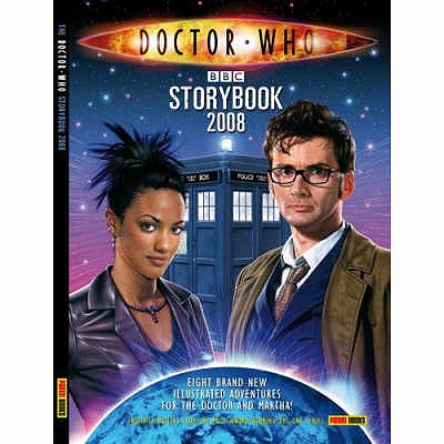 """Doctor Who"" 2008: Storybook -"
