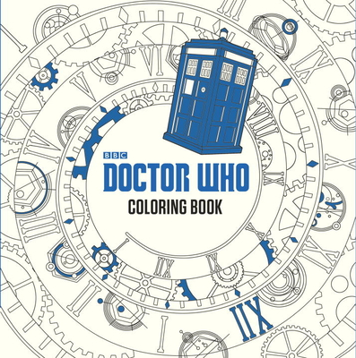 Doctor Who Coloring Book -