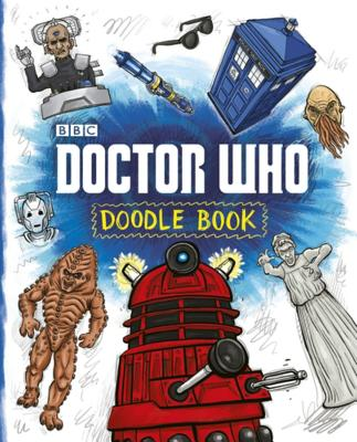 Doctor Who: Doodle Book -