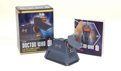 Doctor Who: K-9 Light-And-Sound Figurine and Illustrated Book - Running Press (Editor)