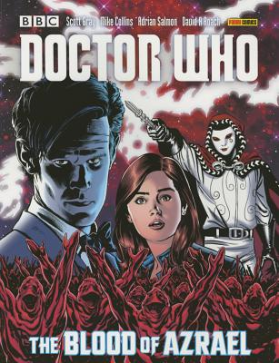 Doctor Who: The Blood Of Azrael - Geraghty, Martin, and Gray, Scott
