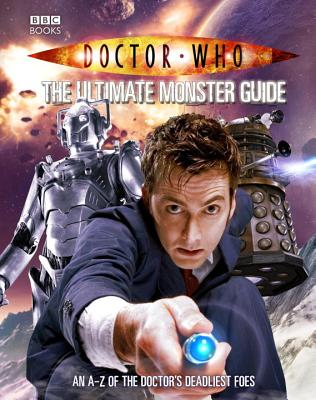 Doctor Who: The Ultimate Monster Guide - Richards, Justin