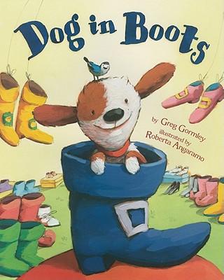 Dog in Boots - Gormley, Greg