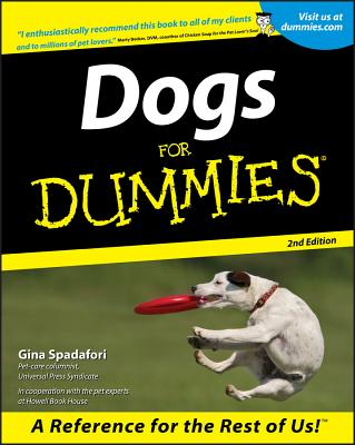 Dogs for Dummies - Spadafori, Gina
