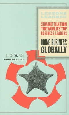 Doing Business Globally - Fifty Lessons (Compiled by)