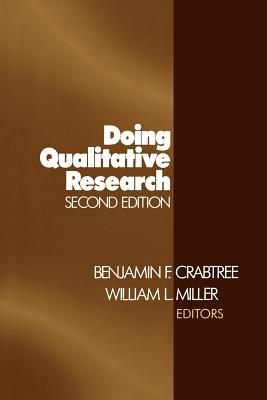 Doing Qualitative Research - Crabtree, Benjamin F, Dr., Ph.D. (Editor)