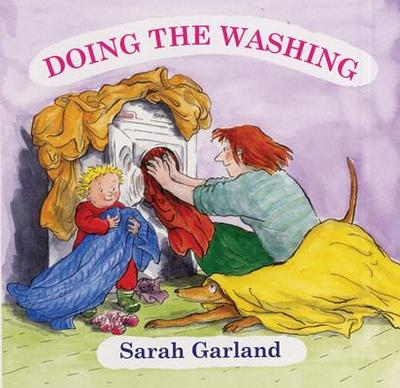 Doing the Washing -