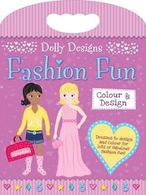 Dolly Designs Fashion Fun: Colouring & Activity - Cooper, Gemma