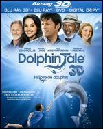 Dolphin Tale [French] [Blu-ray/DVD] [3D]