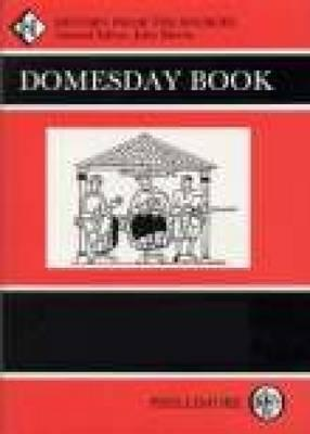 Domesday Book Warwickshire: History From the Sources - Morris, John (General editor)