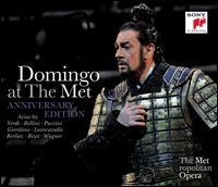 Domingo at the Met: Anniversary Edition - Adrianne Pieczonka (soprano); Allan Glassman (vocals); Allan Monk (baritone); Anna Tomowa-Sintow (soprano);...