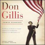Don Gillis: Paul Bunyan; Symphony No. 5; Symphony No. 6