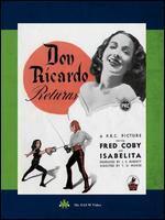 Don Ricardo Returns - Terrell O. Morse