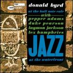 Donald Byrd at the Half Note Cafe, Vol. 1