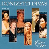 Donizetti Divas - Academy of St. Martin in the Fields; Anne Mason (vocals); Brendan McBride (vocals); Bruce Ford (vocals);...