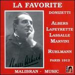Donizetti: La Favorite (highlights)