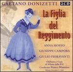 Donizetti: La Figlia del Reggimento - Anna Moffo (vocals); Antonio Cassinelli (vocals); April Cantelo (vocals); Denis Dowling (vocals); Giulio Fioravanti (vocals);...
