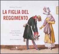 Donizetti: La Figlia del Reggimento - Enzo Dara (vocals); Giancarlo Tosi (vocals); Giuseppe Musinu (vocals); Ivan del Manto (vocals); Luciana Serra (vocals);...