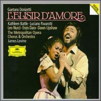 Donizetti: L'Elisir D'Amore - Craig Rutenberg (piano); Dawn Upshaw (vocals); Enzo Dara (baritone); Kathleen Battle (vocals); Leo Nucci (baritone);...